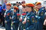 Митинг-реквием к 33-ей годовщине аварии на Чернобыльской АЭС_6