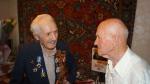 Участнику битвы за Москву Г.К. Чанахчиди исполнилось  100 лет_2