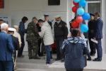 Открытие памятной доски генералу Ивану Петрову в школе-интернат №6_12