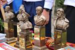В ГБОУ города Севастополя СОШ № 22 открыли бюст Н. А. Острякову_1