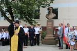 В ГБОУ города Севастополя СОШ № 22 открыли бюст Н. А. Острякову_3
