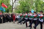 Торжественное открытие бюста прославленному летчику Амет-Хану Султану в Каче_6