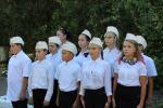 В ГБОУ города Севастополя, общеобразовательной школе - интернат №6 прошла линейка, посвященная 123-ему Дню рождения генерала Петрова И.Е._3