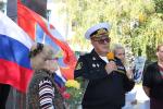 В ГБОУ города Севастополя, общеобразовательной школе - интернат №6 прошла линейка, посвященная 123-ему Дню рождения генерала Петрова И.Е._4
