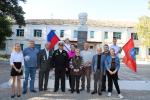 В ГБОУ города Севастополя, общеобразовательной школе - интернат №6 прошла линейка, посвященная 123-ему Дню рождения генерала Петрова И.Е._7