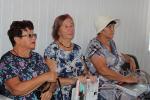 Вручение памятных книг родственникам погибших на АПРК