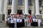 Севастополь посетила делегация ветеранов (пенсионеров) из города Воронеж_14