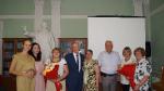 В Центральной городской библиотеке им. Л.Н. Толстого состоялось вручение городской литературной премии имени Л. Н. Толстого_3